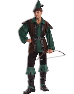 Costume da Robin Hood della foresta