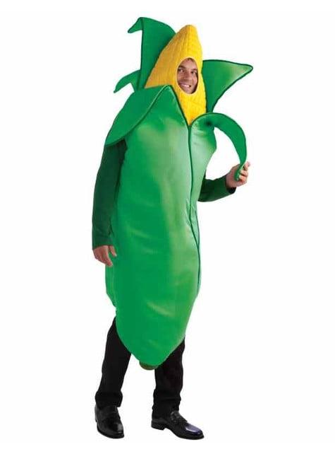 תלבושות למבוגרים שמחות תירס