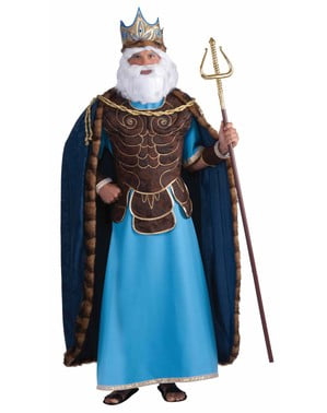 König Neptun Kostüm