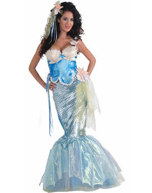 Enchanted Mermaid Adult Costume