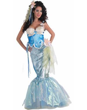 Kostým pro dospělé zakletá mořská panna