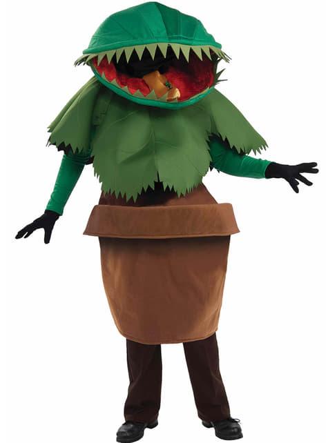 Kostým pro dospělé masožravá rostlina