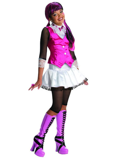 Monster High Draculaura -asu lapsille