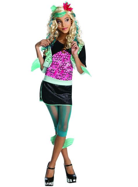 Costum Lagoona Blue din Monster High