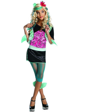 Monster High Lagoona Blue -asu lapsille