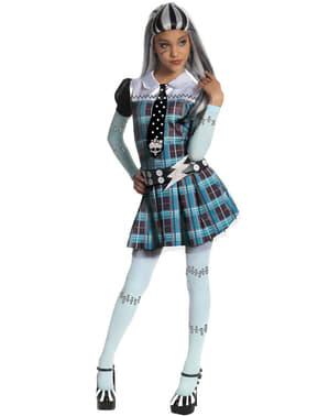 Frankie Stein van Monster High kostuum
