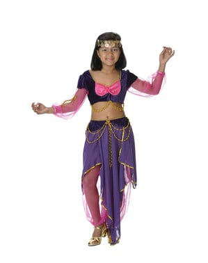 Arabian Dancer Costume for Girls