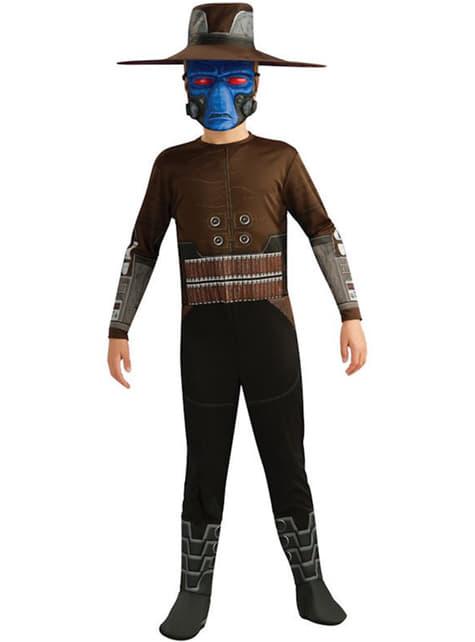 Cad Bane kostuum voor jongens