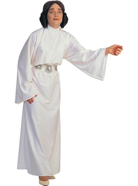 Kostým pre dospelých princezná Leia