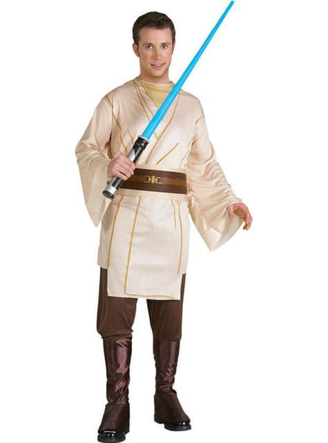 Déguisement de chevalier Jedi pour homme