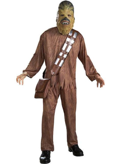 Kostým Chewbacca pre dospelých