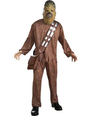 Chewbacca Kostüm mit Maske