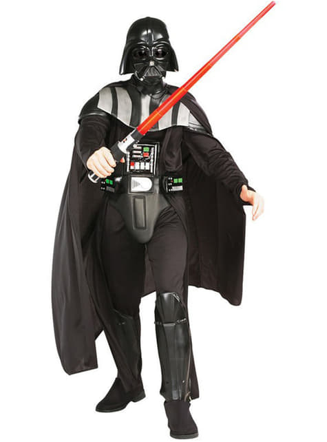 Делюкс костюм для дорослих Дарт Вейдер