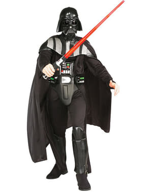 Darth Vader deluxe kostume til mænd