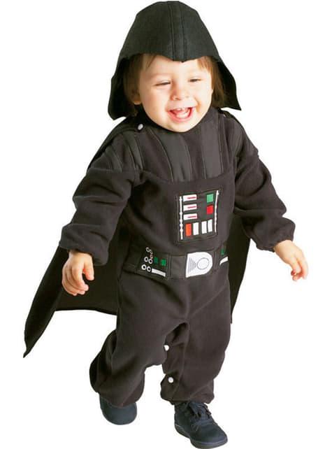 Darth Vader kostuum voor baby