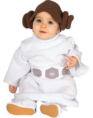 Babykostüm Prinzessin Leia