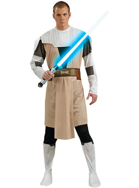 Déguisement d'Obi-Wan Kenobi pour adulte