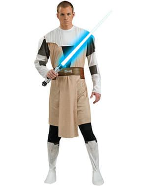 Obi Wan Kenobi Klonekrigene Voksenkostyme