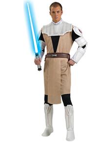 Deluxe Obi Wan Kenobi Clone Wars Adult Costume