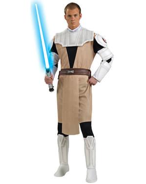 Fato de Obi Wan Kenobi Clone Wars Deluxe