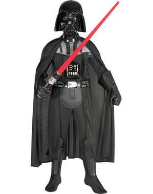 Deluxe Darth Vader kostuum voor jongens