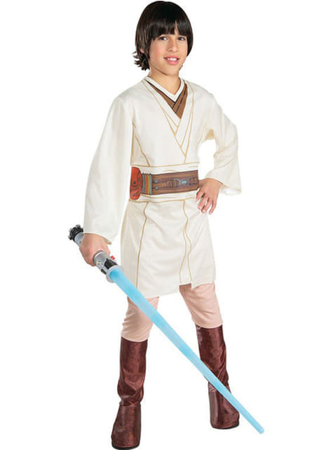 Obi Wan Kenobi kostuum voor jongens