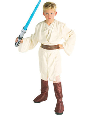 Déguisement d'Obi-Wan Kenobi haut de gamme pour garçon
