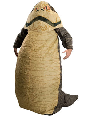 Inflatable Jabba the Hutt Adult Costume
