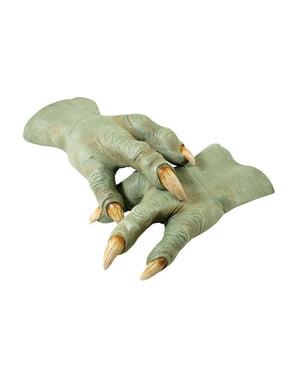 Yoda hånd i latex