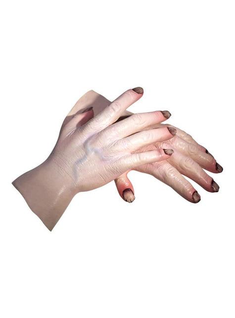 Ręce z lateksu Imperator Palpatine