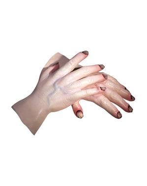 Latex handen van Emperor Palpatine