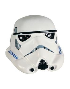 Mască din vinil Stormtrooper Deluxe