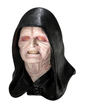 Masque en latex empereur Palpatine