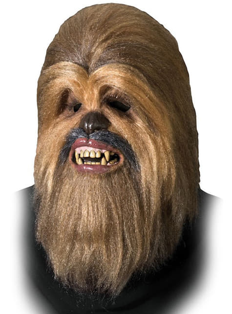 Supreme Chewbacca Maske