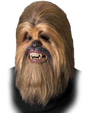 Maschera Chewbacca per adulto Supreme