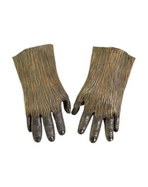 Mani in lattice Chewbecca