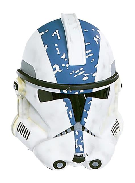 Máscara Clone Trooper para menino