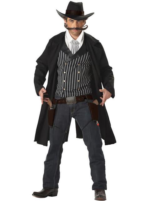 Disfraz de pistolero deluxe