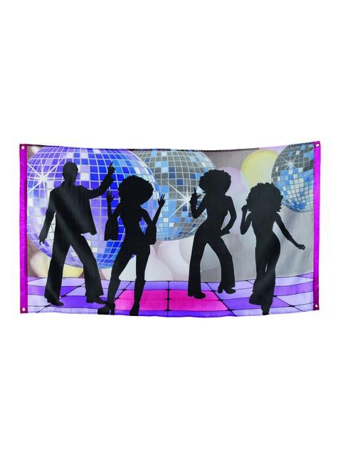 Bandeira música disco - Disco Party