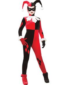 Kostüm Gotham Girl Harley Quinn