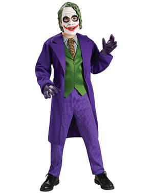 Joker Maskeraddräkt för pojke