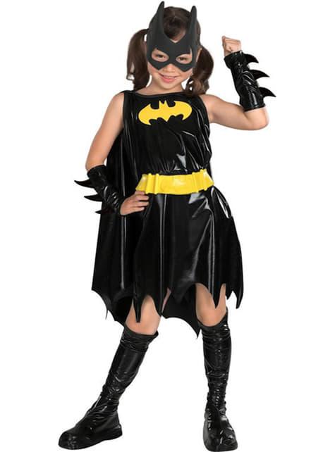 Disfraz de Batgirl niña