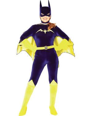 Dívčí kostým Batgirl