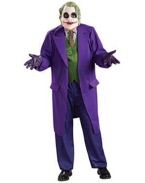 Costume Joker per adulto deluxe