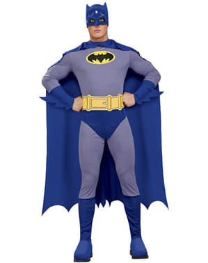 Batman Adult Costume - The Brave and the Bold