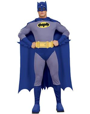 Fato de Batman the Brave and the Bold