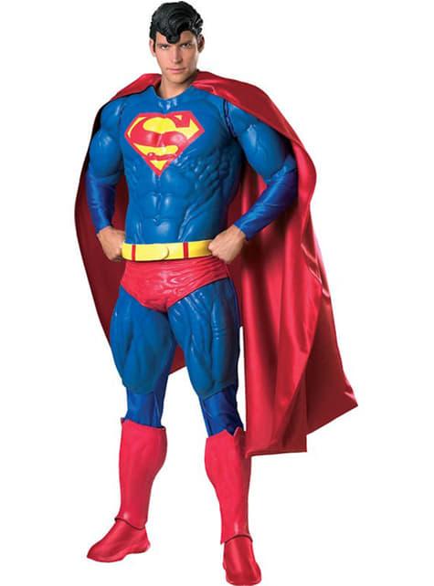 Kostým pro dospělé Superman supreme