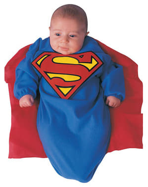 Bubba Superman Kostyme Baby