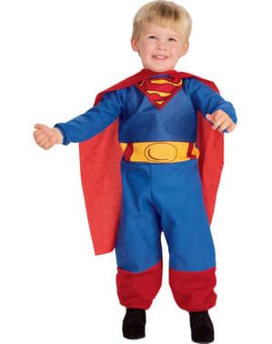 Superboy Kostyme Voksen