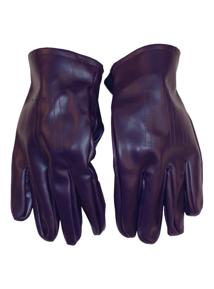 joker handschuhe f r jungen f r kost m funidelia. Black Bedroom Furniture Sets. Home Design Ideas